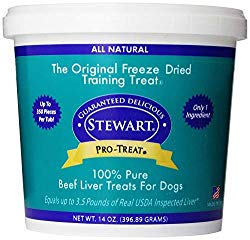 Liver treats for your new Mini Bernedoodle or Mini Sheepadoodle